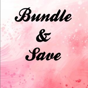 DON'T FORGET TO BUNDLE!!!